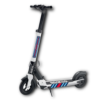 Sparco eMobility Scooter Range Martini Edition i gruppen ELSCOOTER hos TH Pettersson AB (25-SCO099075MRBI)