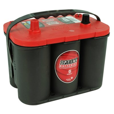 Batteri OPTIMA RT S 4,2 Red top 8822-500 i gruppen BATTERIER / TUNGA FORDON / BUSS hos TH Pettersson AB (49-RTS4.2)
