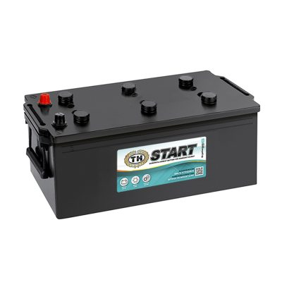 Startbatteri TH START 220Ah 1400A(EN) i gruppen BATTERIER / TUNGA FORDON / ENTREPRENAD hos TH Pettersson AB (TH72018HD)