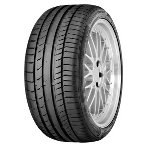 245/35R19 93Y Continental SportContact 5 SSR MOE (Mercedes) OE C-CLASS