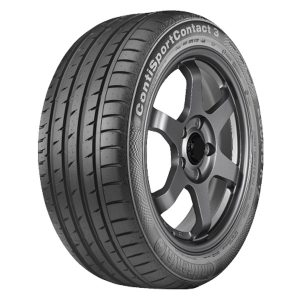 245/45R18 96Y Continental SportContact 3 SSR * (BMW) OE 5-SERIES