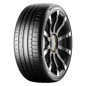 255/40R19 100Y Continental SportContact 6