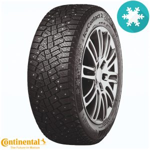 235/35R19 91T Continental Ice Contact 2