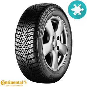 125/80R13 65Q Continental Winter Contact TS 800