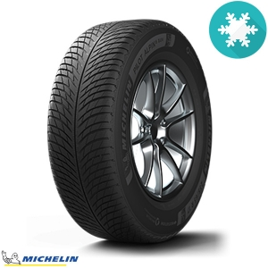 225/55R19 Michelin PILOT ALPIN 5 SUV