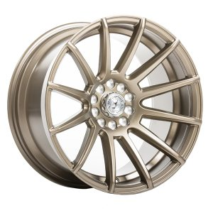 59° North Wheels D-005  8,5x17 5x114/5x120 ET20 CB 73,1 Wheel Matte Bronze