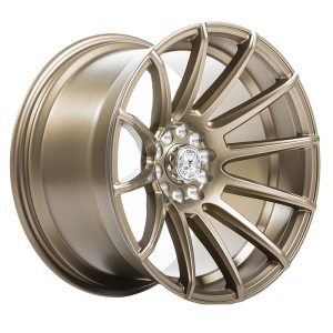 59° North Wheels D-005  10,5x18 5x114/5x120 ET15 CB 73,1 Wheel Matte Bronze