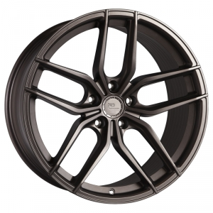 Ocean Wheels ND-Performance FF1 10x20 5x120 ET38 72,6 Matt Bronze