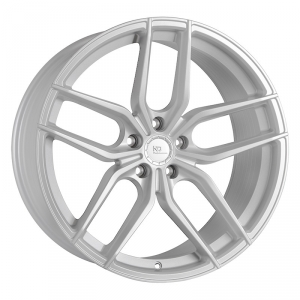 Ocean Wheels ND-Performance FF1 10x20 5x120 ET38 72,6 Matt Silver