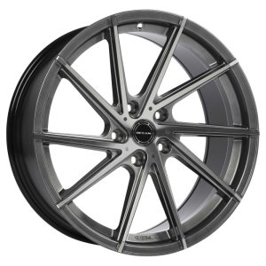 Ocean Wheels OC-01 Black Polished 8,0x18 5x114,3 ET35 72,6