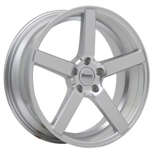 Ocean Wheels Cruise Silver 8,5x19 5x108 ET45 72,6