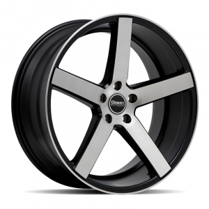 Ocean Wheels Cruise Black Polished 10,0x19 5x120 ET50 72,6
