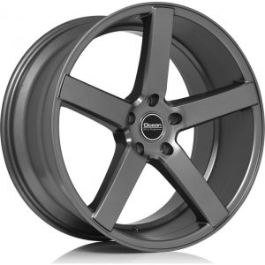Ocean Wheels Cruise Antracit 10,0x19 5x120 ET50 72,6