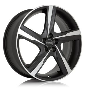Ocean Wheels Orkan Black Polished 8,0x19 5x108 ET50 67,1