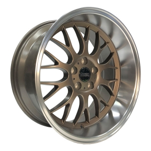 Ocean Wheels Super DTM Brons 8,5x18 5x108 ET6 65,1