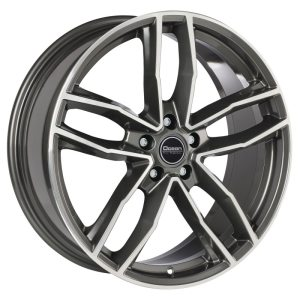 Ocean Wheels Trend Antracit Polished 8,0x18 5x112 ET45 66,5
