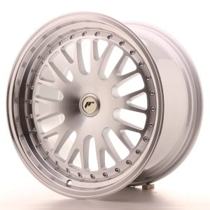 Japan Racing JR10 18x8,5 ET20-45 BLANK Machined Silver