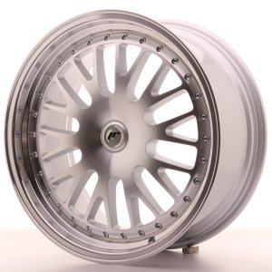 Japan Racing JR10 19x9,5 ET20-35 BLANK Machined Silver