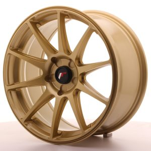 Japan Racing JR11 18x9,5 ET20-30 BLANK Gold