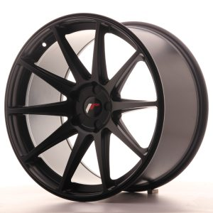 Japan Racing JR11 20x11 ET30-50 5H BLANK Matt Black
