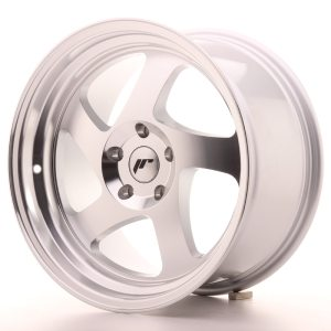 Japan Racing JR15 18x8,5 ET20-40 BLANK Machined Silver