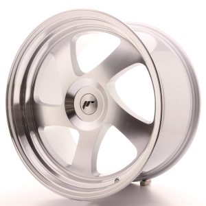 Japan Racing JR15 19x10 ET35 BLANK Silver Machined