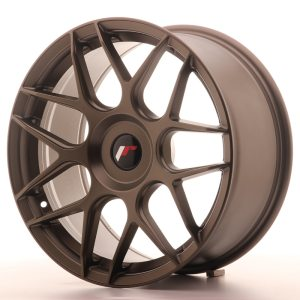 Japan Racing JR18 18x8,5 ET25-45 BLANK Matt Bronze