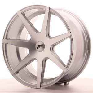 Japan Racing JR20 19x9,5 ET35-40 BLANK Silver Machined