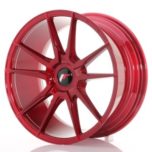 Japan Racing JR21 18x8,5 ET30-40 BLANK Platinum Red
