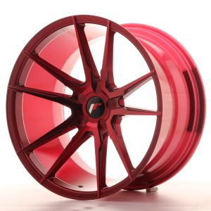 Japan Racing JR21 20x8,5 ET40 5H BLANK Platinum Red