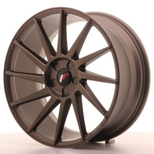 Japan Racing JR22 19x9,5 ET35-40 5H BLANK Matt Bronze