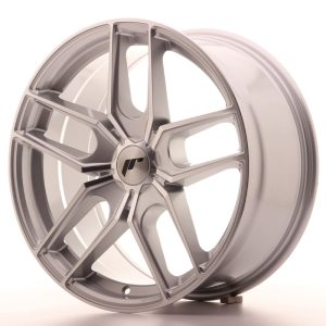 Japan Racing JR25 18x9,5 ET20-40 5H BLANK Silver