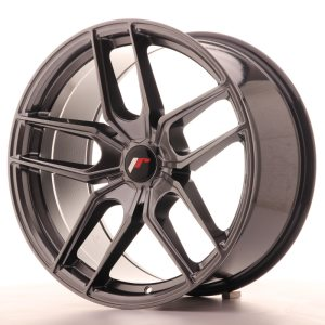 Japan Racing JR25 19x9,5 ET20-40 5H BLANK Hyper Black