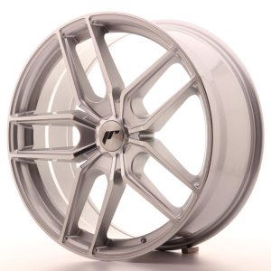 Japan Racing JR25 20x8,5 ET20-40 5H BLANK Silver