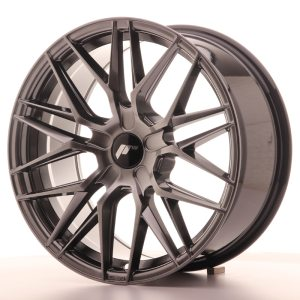 Japan Racing JR28 18x7,5 ET40 BLANK Hyper Black
