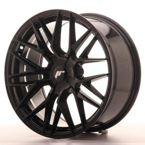 Japan Racing JR28 18x9,5 ET20-40 5H BLANK Glossy Black