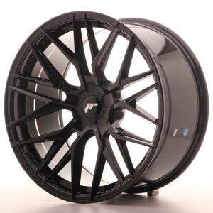 Japan Racing JR28 20x10 ET20-40 5H BLANK Gloss Black