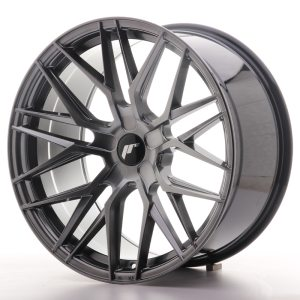 Japan Racing JR28 20x8,5 ET40 5H BLANK Hyper Black