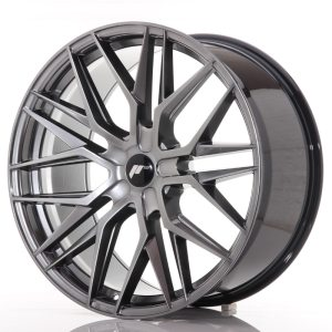 Japan Racing JR28 22x10,5 ET15-50 5H BLANK Hyper Black