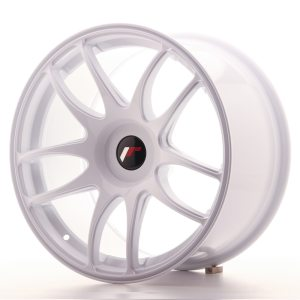 Japan Racing JR29 18x9,5 ET20-40 BLANK White