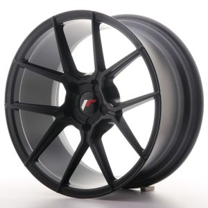Japan Racing JR30 18x9,5 ET20-40 5H BLANK Matt Black