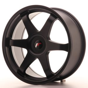 Japan Racing JR3 19x9,5 ET22-35 BLANK Matt Black