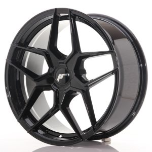 Japan Racing JR34 19x9,5 ET20-40 5H BLANK Glossy Black