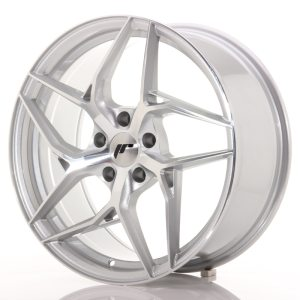 Japan Racing JR35 19x8,5 ET35 5x120 Silver Machined Face