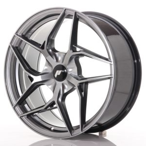 Japan Racing JR35 19x8,5 ET35-45 5H BLANK Hyper Black