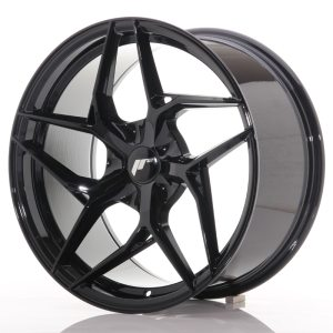 Japan Racing JR35 19x9,5 ET20-45 5H BLANK Glossy Black