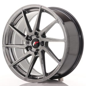 Japan Racing JR36 19x8,5 ET35 5x120 Hyper Black