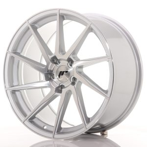Japan Racing JR36 19x9,5 ET35 5x120 Silver Brushed Face