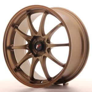Japan Racing JR5 19x8.5 ET43 5H BLANK Dark ABZ