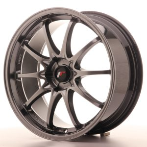 Japan Racing JR5 19x8.5 ET43 5H BLANK Hyper Black